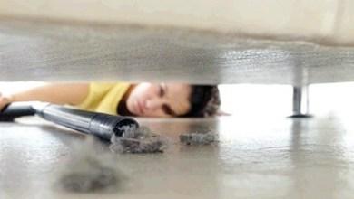 صورة هل تعلمين أن الغبار المنزلي يسبب السمنة؟