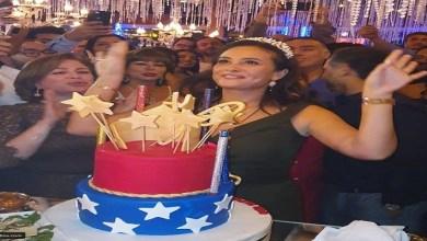 صورة مفاجأة من زوج هند صبري في عيد ميلادها