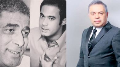 صورة بعد وفاة هيثم أحمد زكي.. أشرف زكي يسطع نجمه