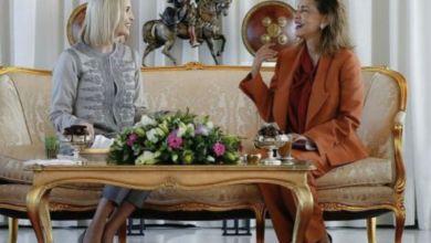 صورة ابنة الرئيس الأمريكي تبهر المغاربة بإطلالها في المغرب- صور