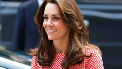 صورة كيت ميدلتون.. من أميرة لمصففة شعر