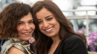 """صورة بعد """"فضيحة"""" القبلة.. أول خروج إعلامي للممثلة نسرين الراضي"""