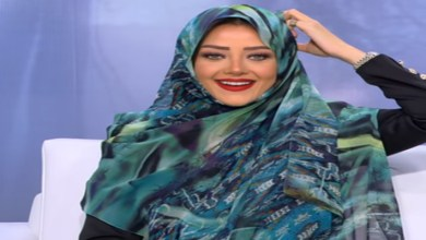 صورة الإعلامية رضوى الشربيني ترتدي الحجاب وتثير الجدل من جديد
