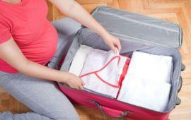 أغراض إحرصي على وضعها بحقيبتك عند إقتراب موعد الولادة
