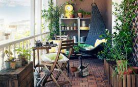 4 أفكار مميزة لتزيين شرفة منزلك