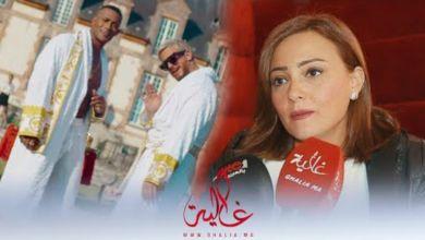 """صورة المصرية بشرى تكشف أسباب """"قصفها"""" لمحمد رمضان وتنوه بسعد لمجرد- فيديو"""