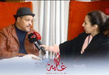 """عبد الله فركوس يتحدث عن """"روتيني اليومي"""" ويوجه رسائل للممثلين الجدد- فيديو"""
