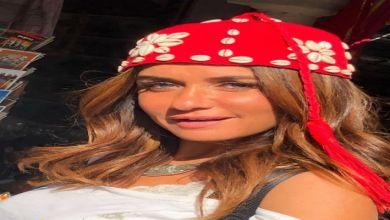 صورة غادة عادل تكشف حقيقة علاقتها بطليقها