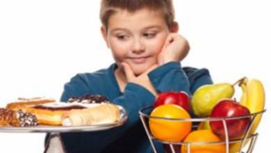 صورة 5 عناصر غذائية ضرورية لنمو طفلك