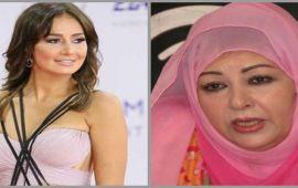 عفاف شعيب تهاجم فنانات خلعن الحجاب