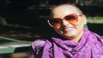 صورة ممثلة مغربية شهيرة تتعرض لعملية نصب