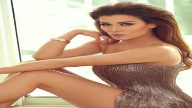 صورة نادين الراسي تعلن عن خطوبتها