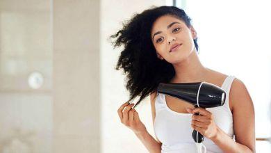 صورة نصائح لحماية شعرك من أضرار مجفف الشعر