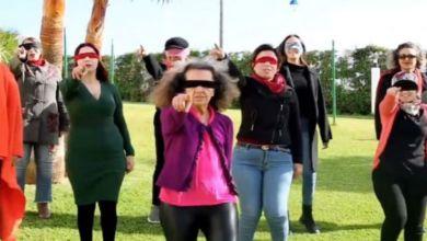 """صورة مُشاركة في صرخة """"العنف ضد النساء"""" تكشف تفاصيل تصوير الفيديو"""