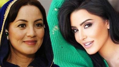 """صورة عكرود تعبر عن إعجابها بأغنية فاتي جمالي وتعلق:""""ذكرني بكليب سميرة سعيد"""""""