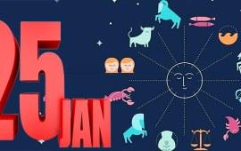 ماذا يخبئ لك برجك ليوم السبت 25 يناير 2020؟