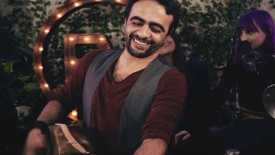 """صورة الفنان فهد بنشمسي يوصل موسيقى """"ڭناوة"""" لـ Los Angeles"""