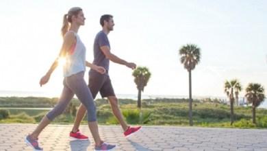 صورة دراسة: المشي لا يساعدك على إنقاص الوزن
