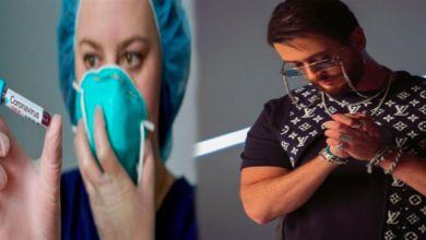 """صورة فيروس """"كورونا"""".. لمجرد يوجه رسالة للمغاربة -صورة"""