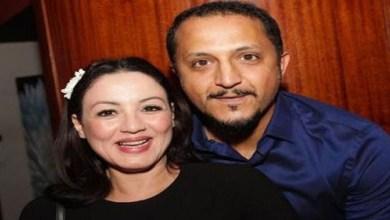 صورة بعد تراجعهما عن قرار الطلاق.. صورة جديدة لسناء عكرود وزوجها محمد مروازي – صورة
