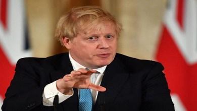 """صورة إصابة رئيس وزراء بريطانيا بوريس جونسون بـ""""كورونا"""" – فيديو"""