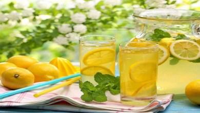 """صورة عصير الليمون للوقاية من عدوى """"كورونا"""""""