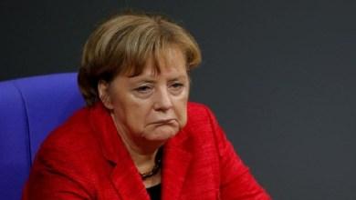 """صورة الكشف عن نتيجة تحليلات إصابة المستشارة الألمانية بفيروس """"كورونا"""""""