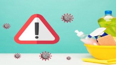 صورة للوقاية من كورونا.. طريقة استعمال المطهرات لتنظيف المنزل
