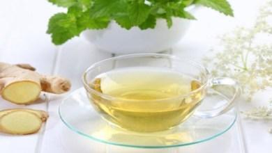 """صورة للوقاية من """"كورونا"""".. شاي الزنجبيل والنعنان يعزز مناعة الجسم"""