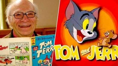 """صورة وفاة مخرج """"توم وجيري"""" عن سن يناهز 95 عاما"""
