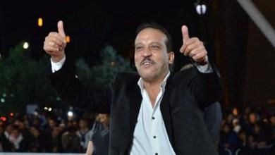 """صورة رد فعل الممثل عزيز داداس بعد اكتشاف مقلب """"خلي بالك من فيفي"""" -فيديو"""