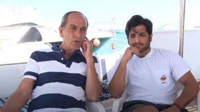 صورة بعد دعمه للإبنه في قصة تحوله الجنسي.. إليسا تنوه بموقف هشام سليم