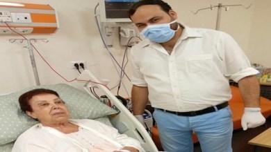 صورة بعد إصابتها بكورونا.. تفاصيل جديدة عن الحالة الصحية للفنانة رجاء الجداوي