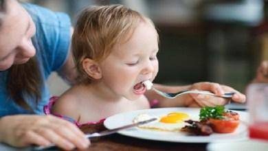 صورة تعرفي على الغذاء المناسب لطفلك ابتداء من شهره التاسع