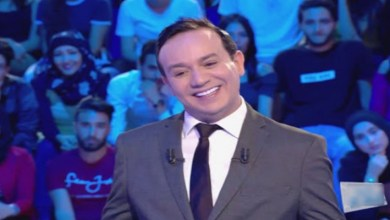 صورة بعد إصابته بالسرطان.. رئيس تونس يتدخل لنقل إعلامي شهير لفرنسا