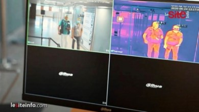 صورة مطار محمد الخامس يستعد لإستئناف رحلاته وسط إجراءات وقائية مشددة لمنع تفشي عدوى كورونا – فيديو
