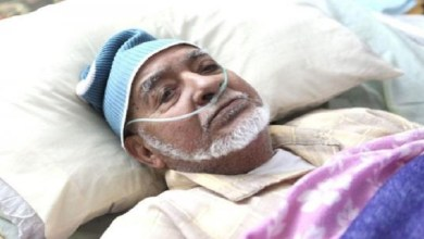 صورة جديد الحالة الصحية للفنان عبد الجبار الوزير  – صورة