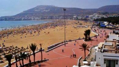 صورة مدينة مغربية تسجل أعلى درجة حرارة في العالم