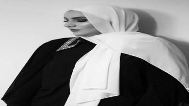 صورة أول تصريح لنداء شرارة بعد خبر خلعها للحجاب