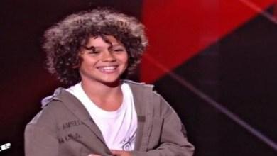 "صورة مرة أخرى.. طفل مغربي يشعل حماس جمهور ""The Voice Kids"" فرنسا"