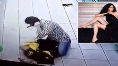 صورة صادم.. ملكة جمال تطعن بائعة في متجر – فيديو