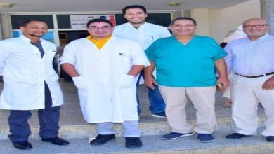صورة دكتور مغربي يضع الطب في خدمة المجتمع المدني