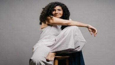 """صورة بالصور.. شهيرة كمال تبدأ رحلتها الغنائية عبر ألبوم """"دقي يا مزيكا"""""""