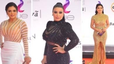 صورة إطلالات مثيرة للنجمات المصريات خلال حفل ختام مهرجان القاهرة السينمائي