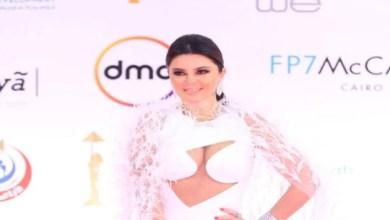صورة تونسية تحصد لقب أجرأ إطلالة في مهرجان القاهرة السينمائي
