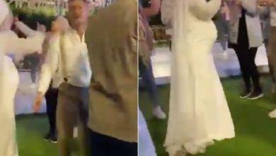 صورة شاهد.. عروس حامل تشعل مواقع التواصل.. والعريس يخرج عن صمته ويكشف الحقيقة!