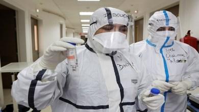 صورة فيروس ايبولا يعود من جديد في هذا البلد