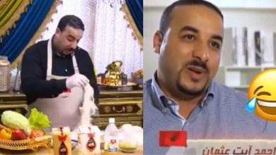صورة سعيا منها لتزوير التاريخ.. قناة جزائرية تستعين بطباخ يدعي أنه مغربي -فيديو