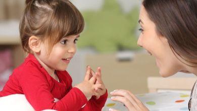 صورة 5 طرق لتشجعي طفلك على الادب واللطافة