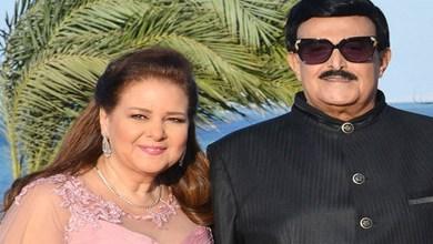 صورة مستشار السيسي يكشف تطورات الحالة الصحية لسمير غانم وزوجته